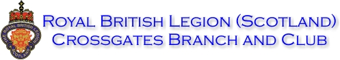Royal British Legion (Scotland) Crossgates Branch and Club
